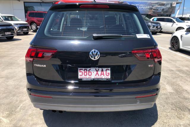 2017 Volkswagen Tiguan 5N  110TSI Comfrtline Suv Image 4