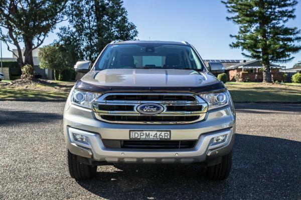 2017 Ford Everest UA Trend Suv Image 4