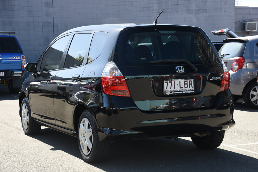 2006 MY05 Honda Jazz GD MY05 VTi Hatchback