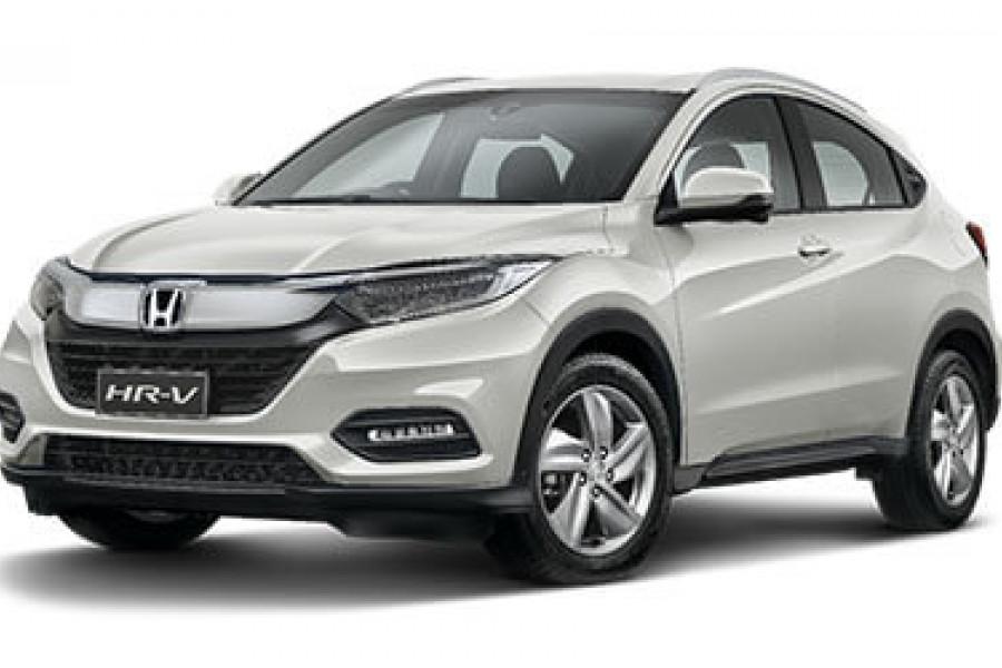 2021 Honda HR-V VTi-S