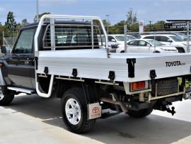 2014 Toyota Landcruiser VDJ79R GXL Cab chassis