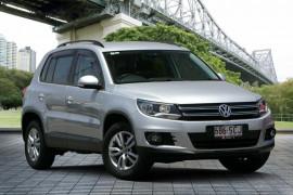 Volkswagen Tiguan 132TSI DSG 4MOTION 5N MY12