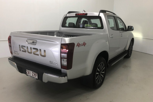 2019 Isuzu UTE D-MAX LS-T Crew Cab Ute 4x4 Utility Mobile Image 4