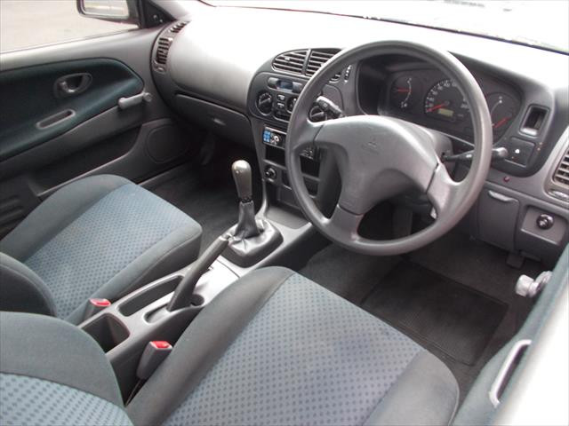 2003 MY02 Mitsubishi Mirage CE  Hatchback