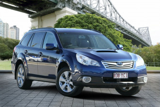 Subaru Forester 2.0D AWD Premium S3 MY10