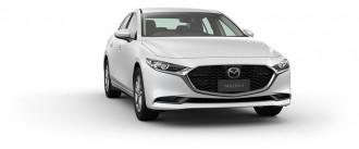 2020 Mazda 3 BP G20 Pure Sedan Sedan image 5