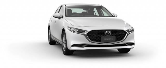 2020 Mazda 3 BP G20 Pure Sedan Sedan Mobile Image 5