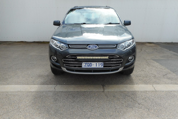2014 Ford Territory SZ  TS RWD 2.7 T Wagon Image 2