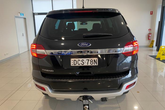 2015 Ford Everest UA Trend Suv Image 7