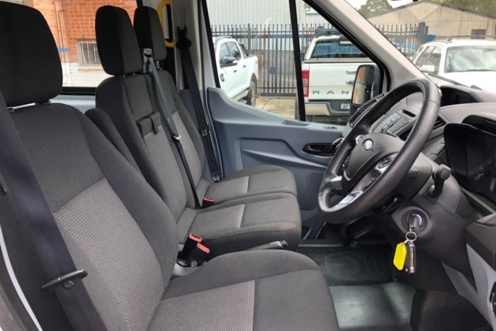 d10ccab066 Used 2014 Ford Transit 350L  704802 Wollongong - Gateway Ford