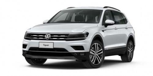 2019 MY18 Volkswagen Tiguan 5N Allspace Highline Suv
