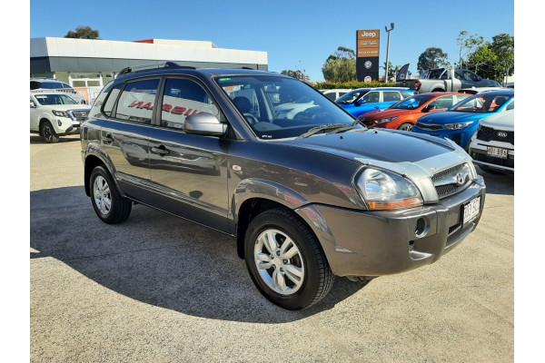 2009 Hyundai Tucson JM  City Elite Suv Image 3