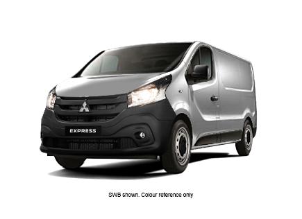 2020 MY21 Mitsubishi Express GLX LWB Auto Lwb van