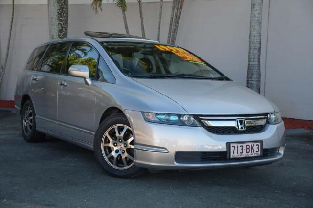 2007 Honda Odyssey 3rd Gen MY07 Luxury Wagon Image 1