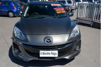 2012 Mazda 3 BL Series 2 SP25 Sedan Image 4