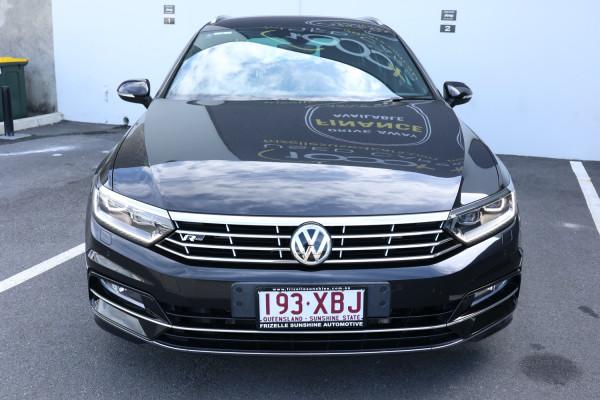 2016 MY17 Volkswagen Passat 3C (B8) MY17 206TSI Wagon