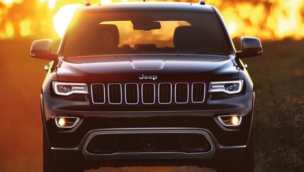 Grand Cherokee It's Easy To Recognise What We're Made Of