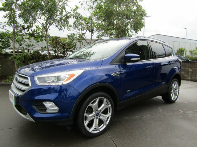 2016 Ford Escape ZG Titanium Suv Mobile Image 3