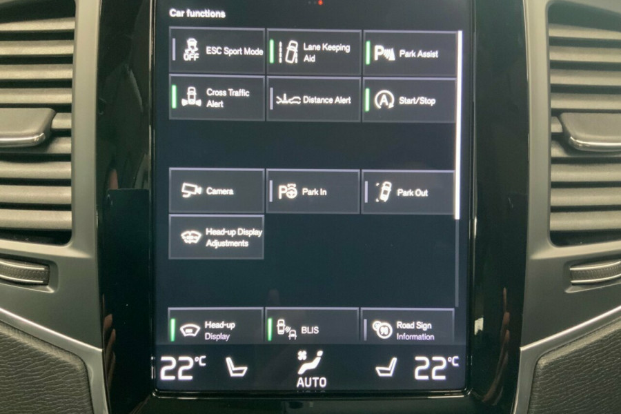 2018 MY19 Volvo XC90 256 MY19 D5 Momentum (AWD) Suv Mobile Image 14