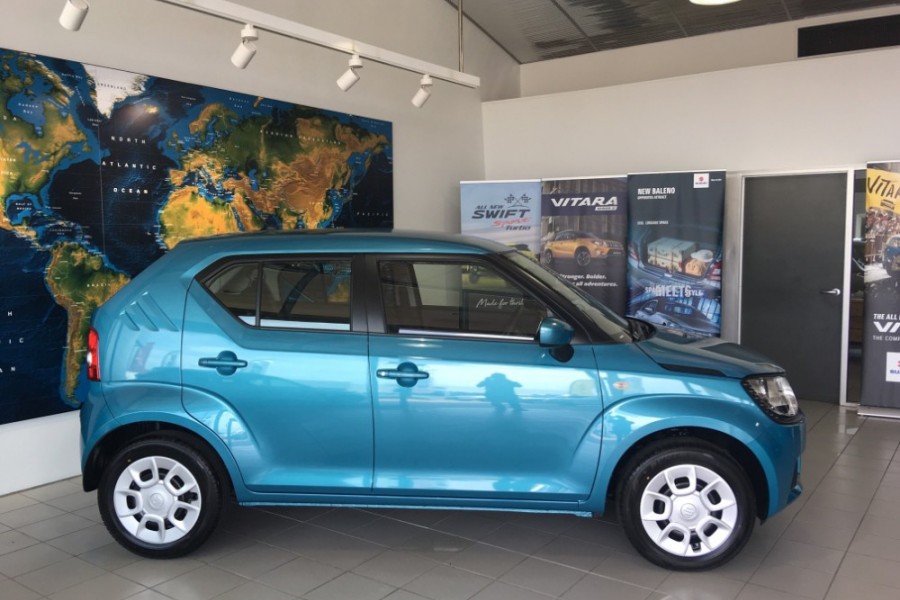2019 MY17 Suzuki Ignis MF GL Suv