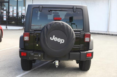 2014 Jeep Wrangler JK MY14 Rubicon X Unlimited Hardtop Image 4