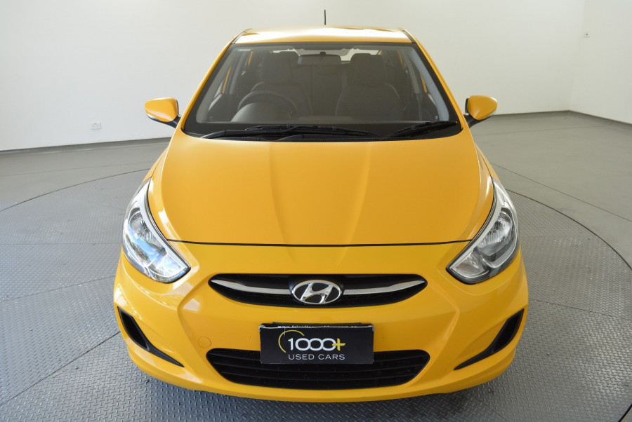 2015 Hyundai Accent RB2 MY15 Active Hatchback Image 10