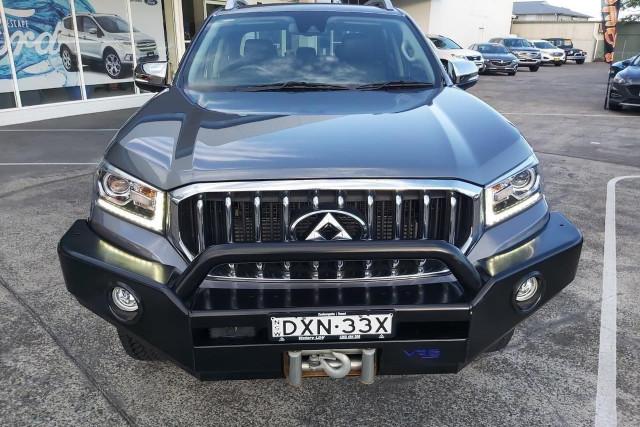 2018 LDV T60 LUXE