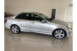 2013 Mercedes-Benz C-class W204 MY13 C250 CDI Sedan Image 3