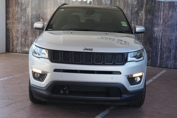 2020 Jeep Compass M6 S-Limited Suv Image 2