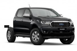 Ford Ranger XLT Double Cab Chassis PX MkIII