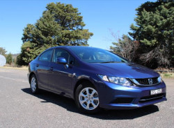 Honda Civic VTi 9th Gen Ser II