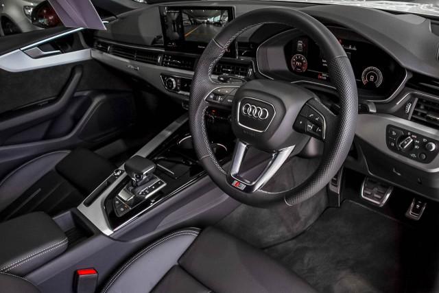 2020 Audi A5 F5 MY20 45 TFSI S line Hatchback Image 6