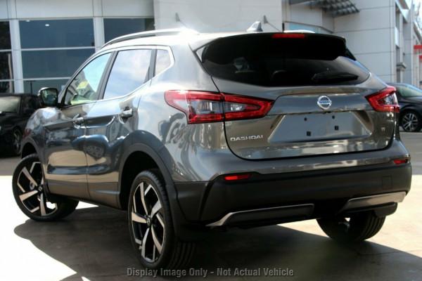 2021 MY0  Nissan QASHQAI J11 Series 3 Ti Suv Image 4