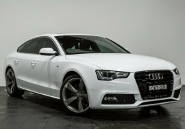 Audi A5 S tronic quattro 8T MY15