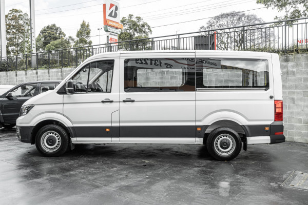 2020 MY19 Volkswagen Crafter SY1 35 Van MWB Van Image 5