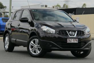Nissan Dualis ST Hatch X-tronic 2WD J10W Series 4 MY13