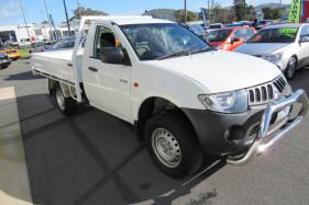 2009 Mitsubishi Triton ML MY09 GL Cab chassis Image 3