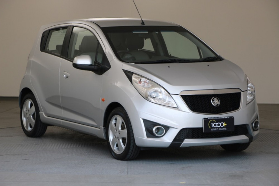 2010 MY11 Holden Barina Spark MJ MY11 CDX Hatch