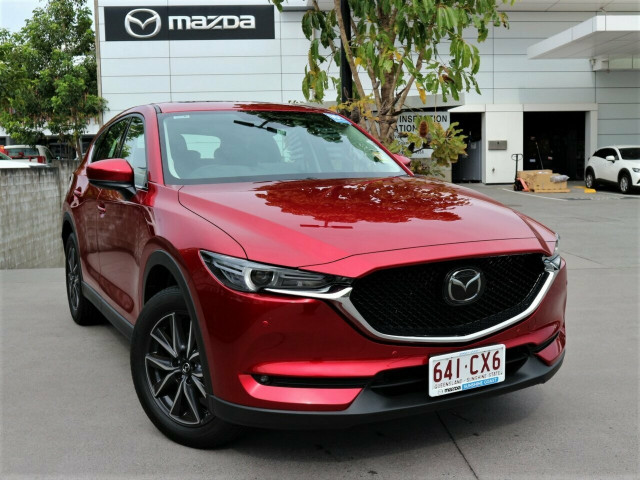 2021 Mazda CX-5 KF Series GT Suv Mobile Image 1
