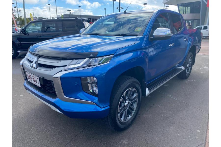 2020 MY21 Mitsubishi Triton MR  GLS Utility