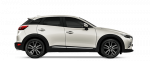 mazda CX-3 accessories Tamworth