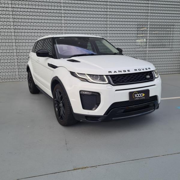 2015 MY16 Land Rover Range Rover Evoque L538 MY16 TD4 180 Suv