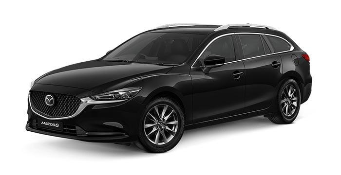 2019 MYil Mazda 6 GL Series Sport Wagon Wagon