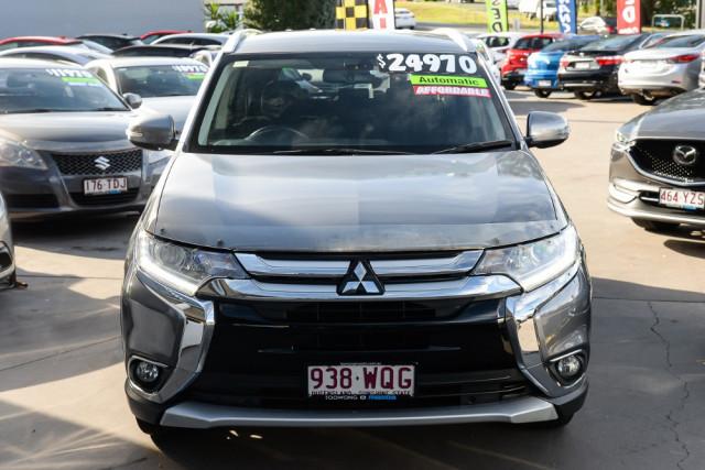 2016 Mitsubishi Outlander ZK  XLS Suv Image 3