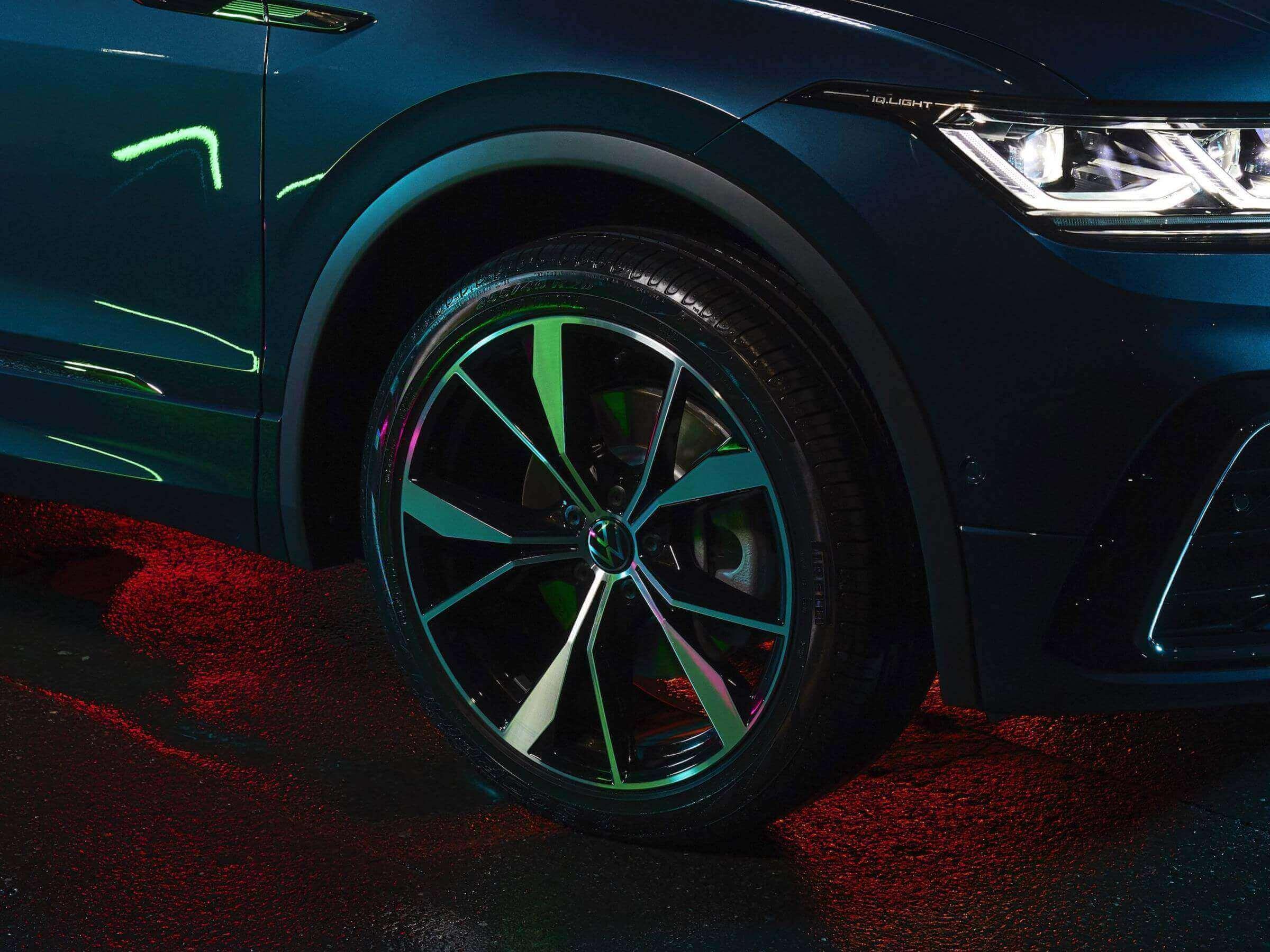 Confidence on wheels Alloy Wheels Image