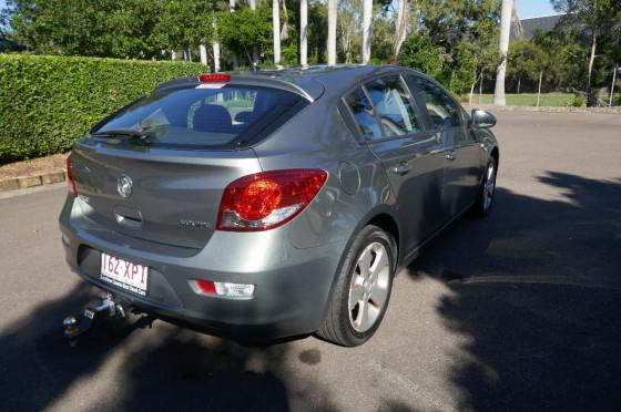 2014 Holden Cruze JH II Hatchback