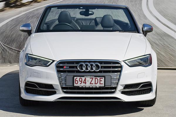 2015 Audi S3 8V MY15 Cabriolet Image 3
