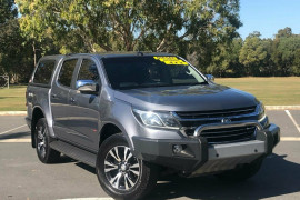 Holden Colorado LTZ (4x4) RG MY17
