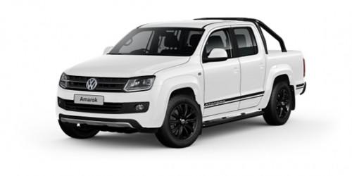 2016 Volkswagen Amarok 2H Atacama Crew cab