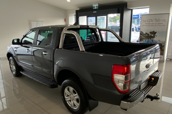 2020 MY20.25 Ford Ranger PX MkIII XLT Double Cab Utility Image 15